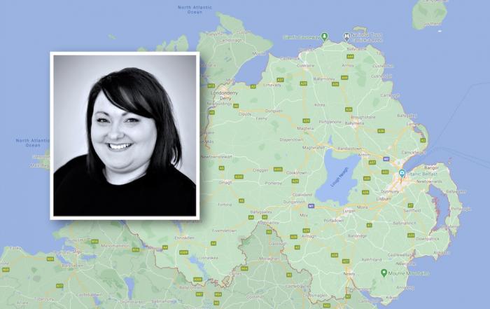 Katie Matthews Northern Ireland