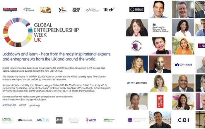 Announcing GEW UK 2020