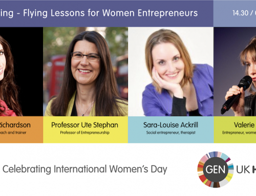 GEN UK celebrates International Women's Day focusing on founder wellbeing
