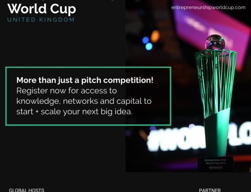 Enter the Entrepreneurship World Cup to win $1 million