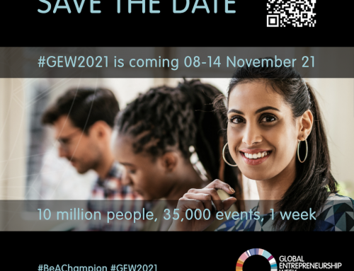 Save the date! GEW 2021 is coming 08-14 November