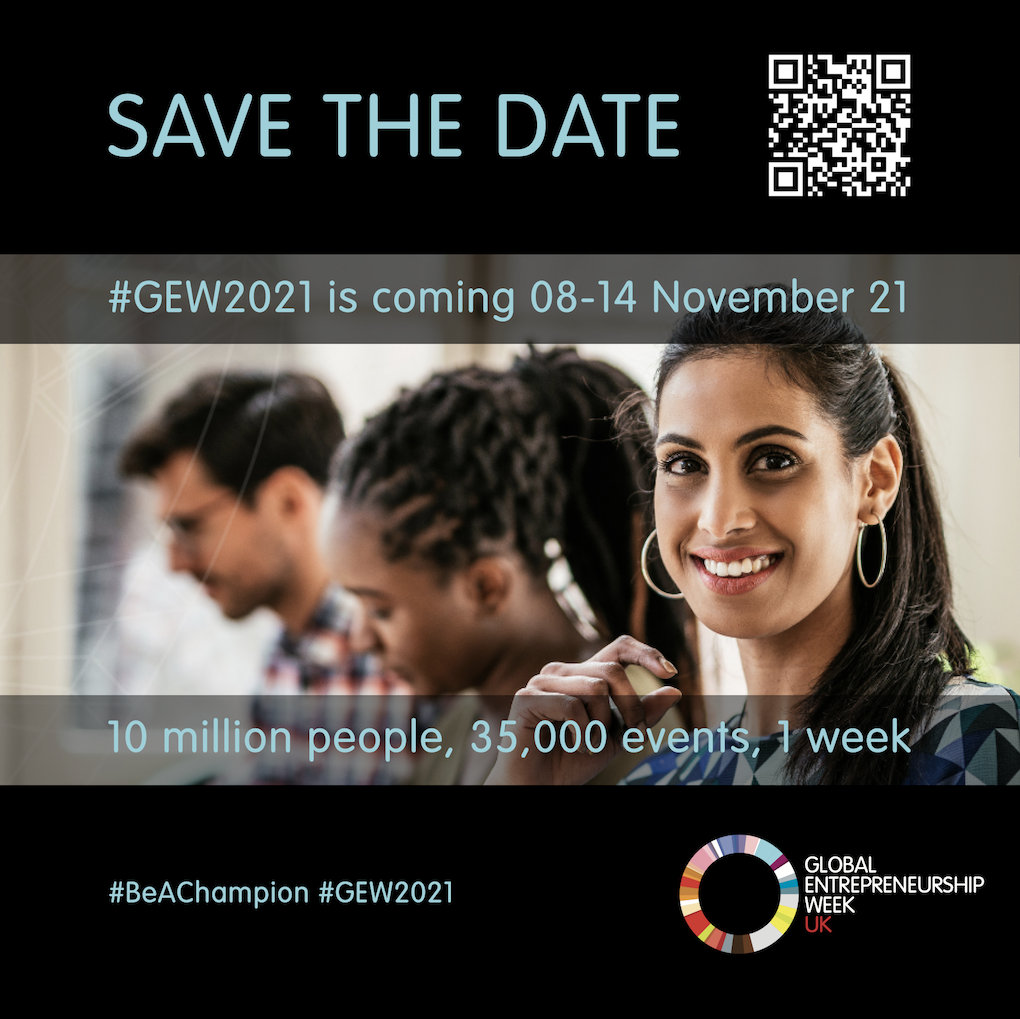 Save the date for GEW 2021