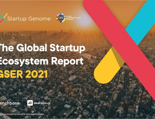 GEN and Startup Genome launch GSER 2021 ecosystem report